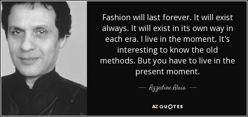 Image result for azzedine alaia photos