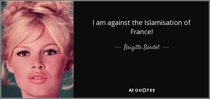 Image result for islamisation of france