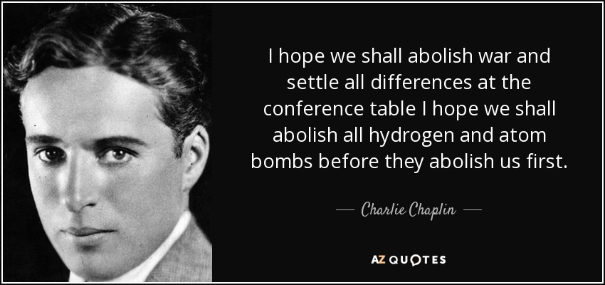 Image result for nuclear bomb quotes