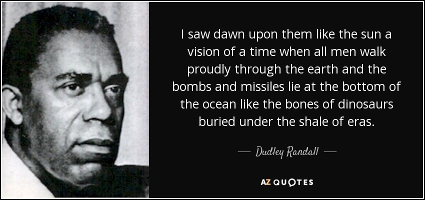 Image result for Dudley Randall