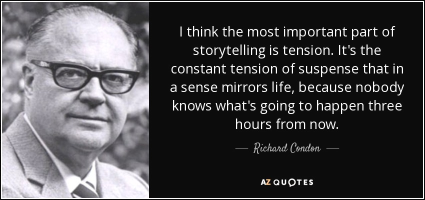 Image result for Richard Condon