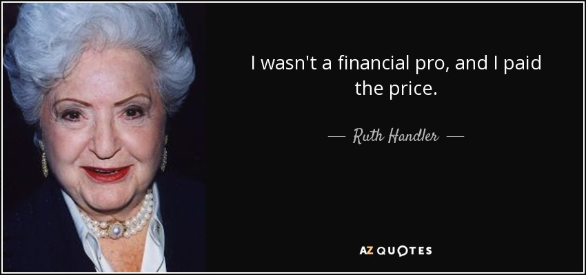 Successful Ruth Handler