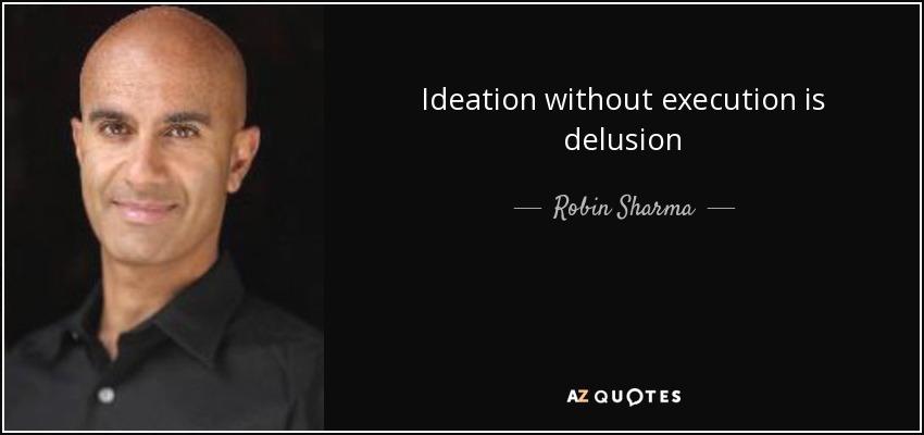 S Robin Sharma Leadership Quote