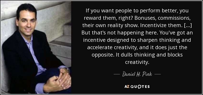 Image result for dan pink quotes