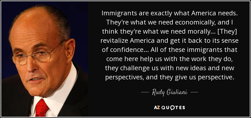 Image result for america needs immigrants