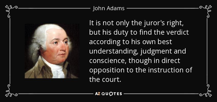 Image result for john adams jury nullification