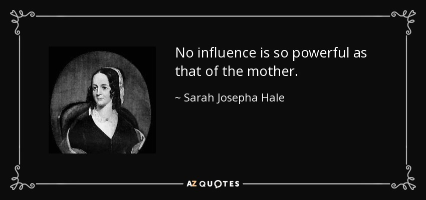 Image result for sarah josepha hale