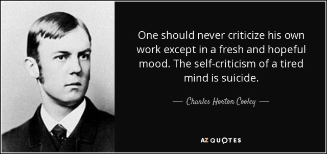 Image result for self criticism