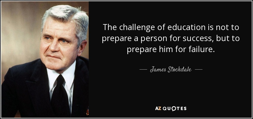 Image result for james stockdale