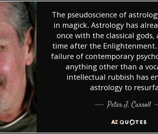 The Pseudoscience Of Astrology Has No Place In Magick Astrology Has Already Died Twice