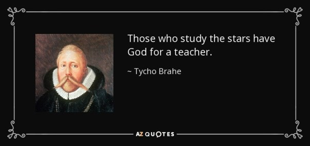 Image result for tycho brahe quotes