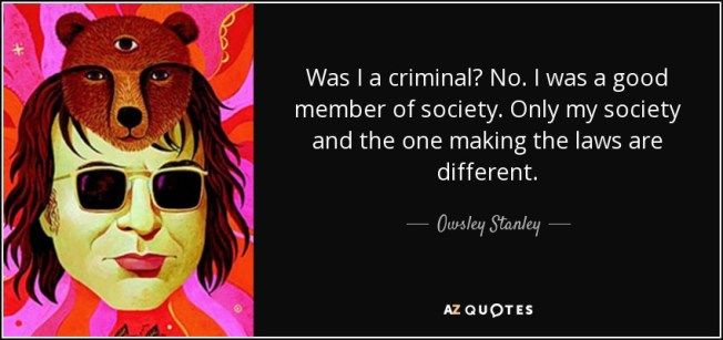 is crime beneficial to society Deviance in sociology: definition, theories & examples deviant acts in society:  examples & concept crime and deviance in the us criminal justice system:.