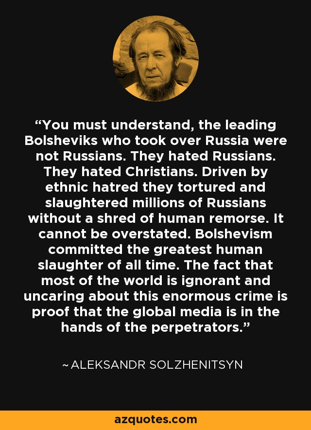 Image result for solzhenitsyn quotes