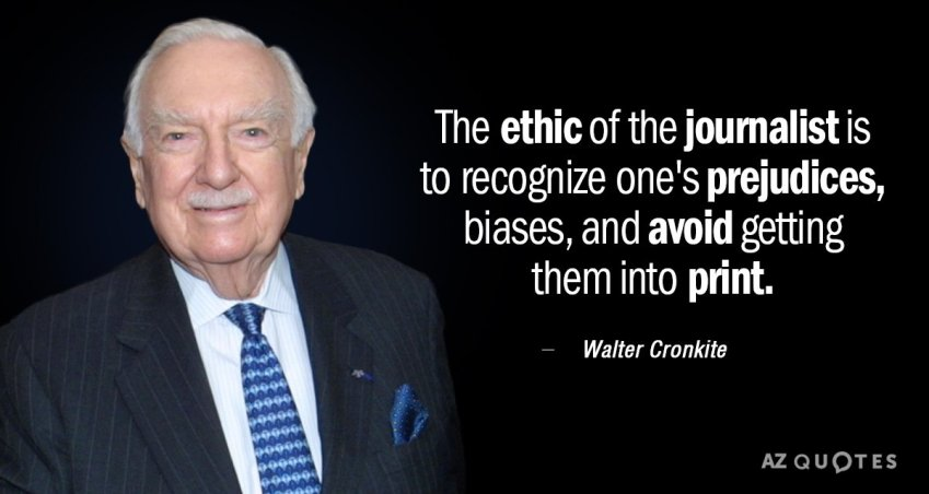 TOP 25 QUOTES BY WALTER CRONKITE (of 108)   A-Z Quotes