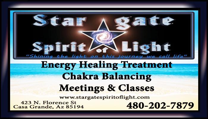 STAR GATE SPIRIT OF LIGHT