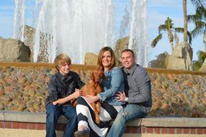 Rosebrough Family Photo