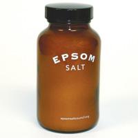 Cold-be-Gone Eucalyptus and Epsom Salt Soak