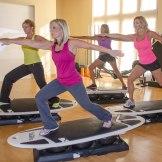Innovative fitness classes