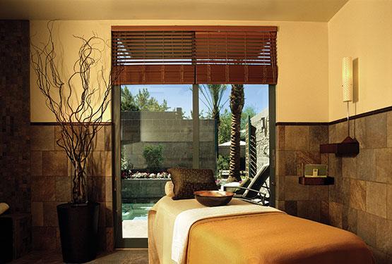 Spa Avania at the Hyatt Regency Scottsdale