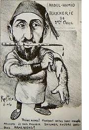 إبادة العثمانيون للأرمن