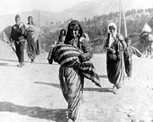 طلب الفدية من الأرمن