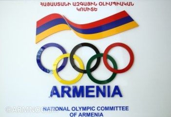 armenian olympic federation