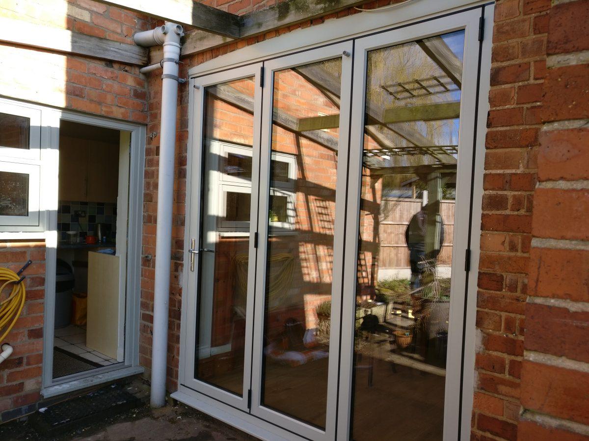 Origin Aluminium Bifold Doors Aztec Windows Coventry Ltd