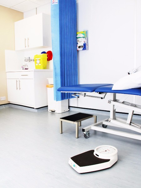 Medical Centre Cleaning 1