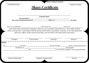 Share certificate template free microsoft word templates free share certificate templates before yelopaper Images