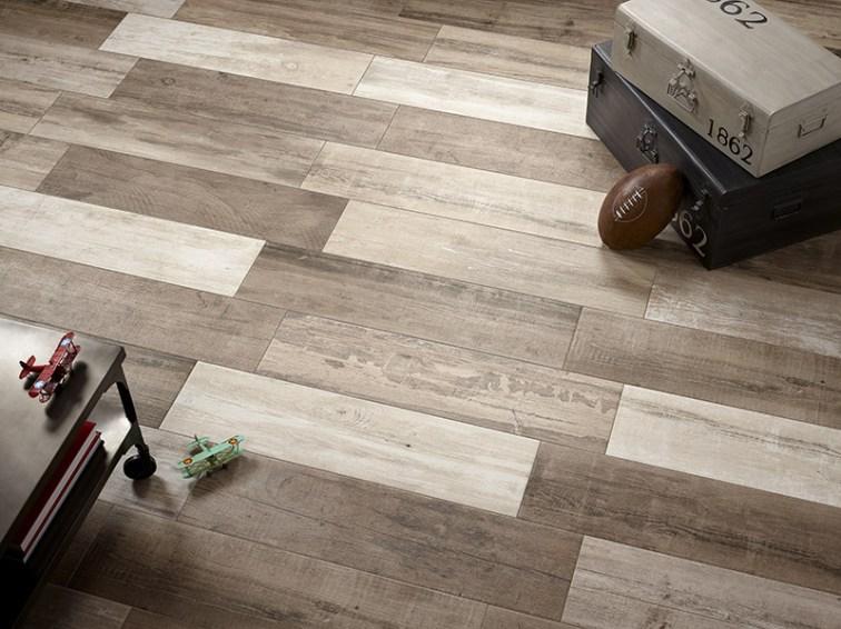 Material que imita a madera para decorar las estancias