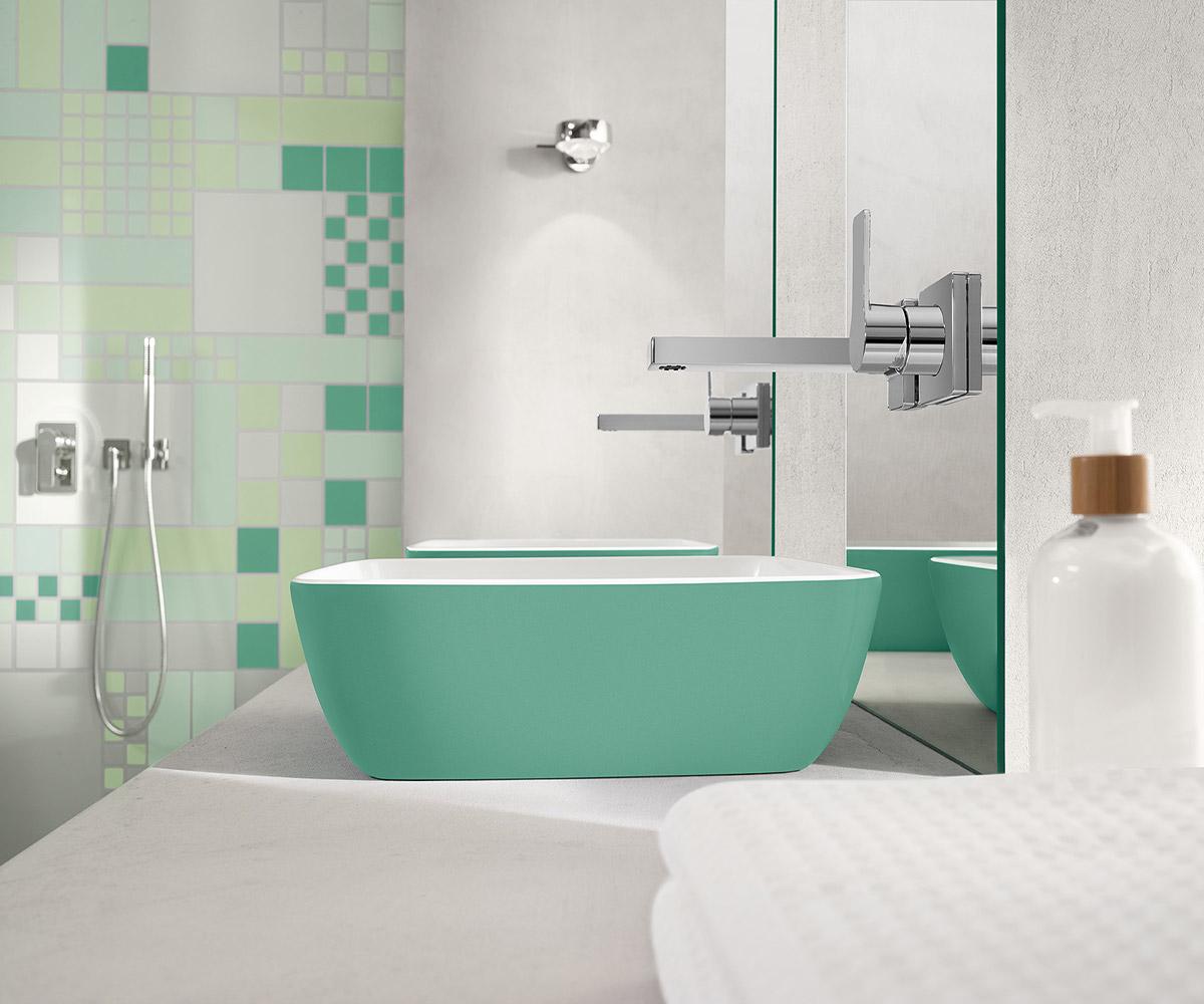 Consejos para planificar la sala de ba o azulejos pe a - Azulejos pena banos ...