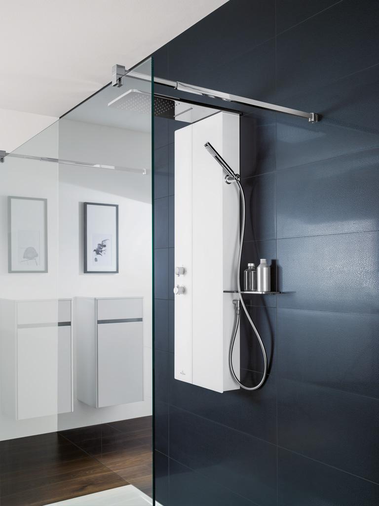 Catalogos De Muebles De Cocina : Panel de ducha vivia azulejos peña