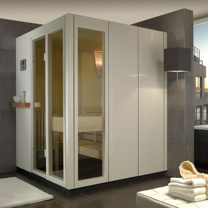 sauna Vivia SA-Line con infrarrojo