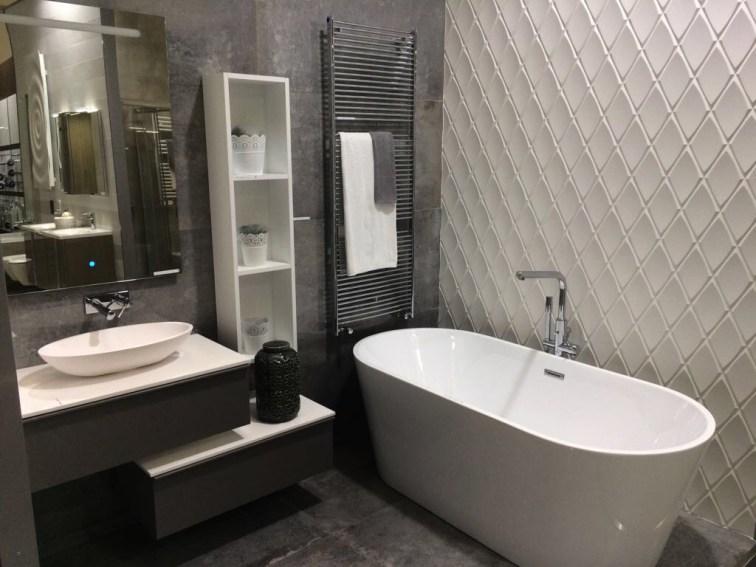 nuevo showroom de azulejos peña en getafe