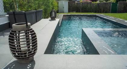 Disfruta al aire libre, acondiciona la piscina