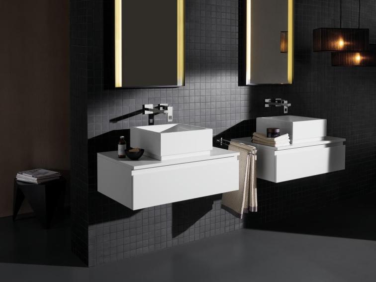 lavabos de lineas rectas