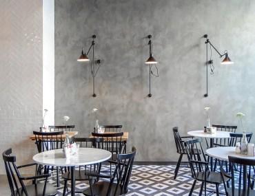 decoración restaurante