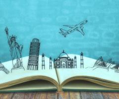 6 libros para viajar aún dentro de casa