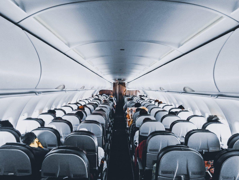 curiosidades sobre aviones y azafatas