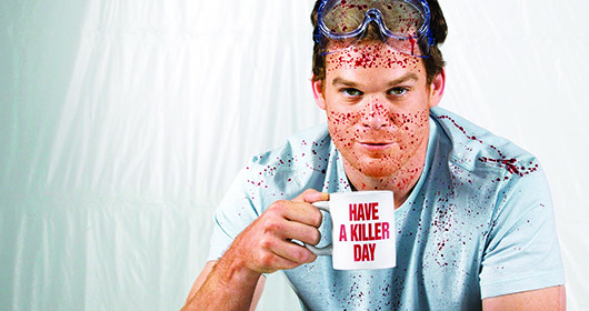 TOP 10 SERIES QUE NO TE PUEDES PERDER (Netflix, Prime y HBO) - Dexter