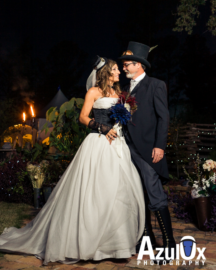 SteamPunk Wedding #-25