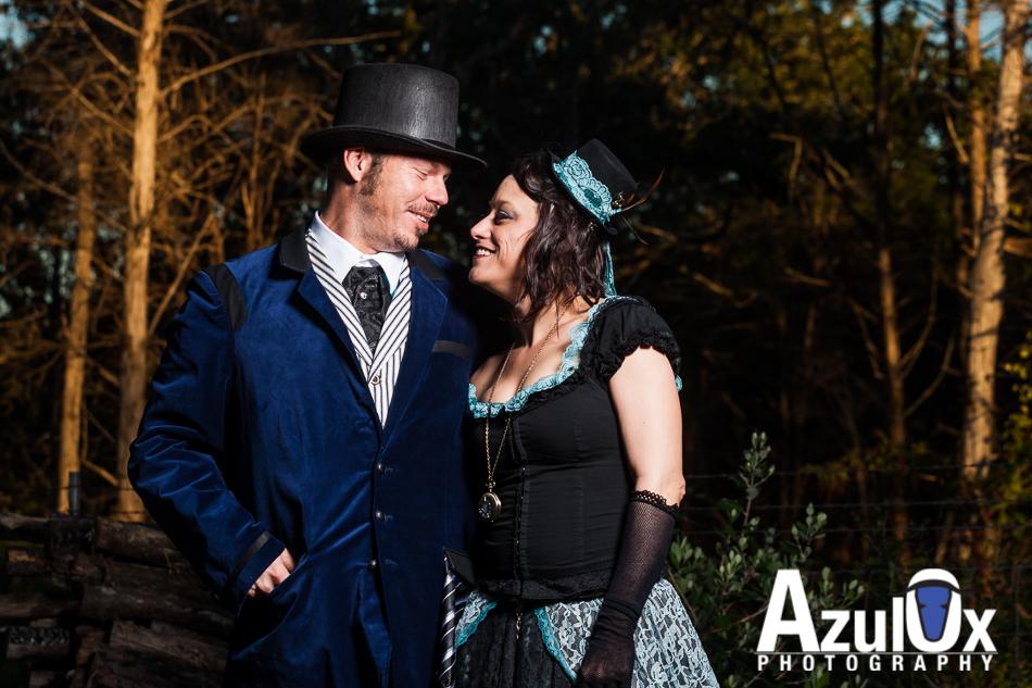 SteamPunk Wedding #-9