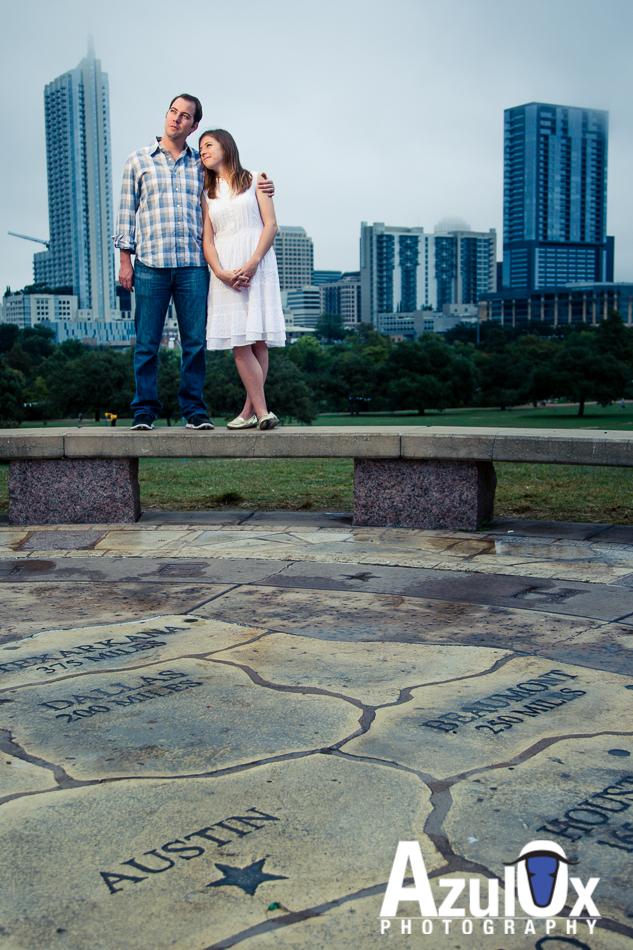 Ivy & Dan: Austin Engagements #2