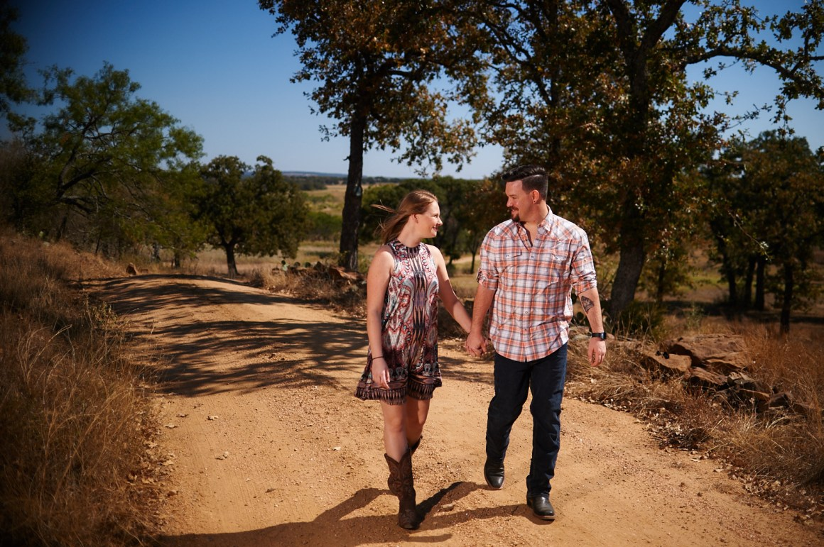 Joseph and Sara - Texas Hill Country Engagement-0003