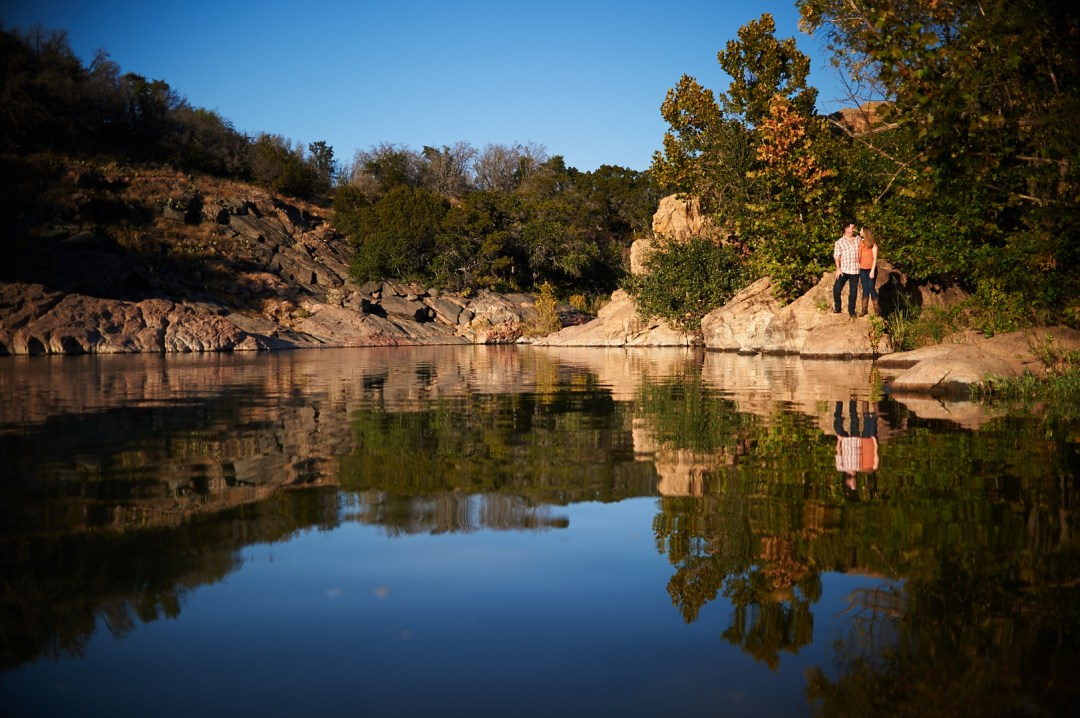 Joseph and Sara - Texas Hill Country Engagement-0014