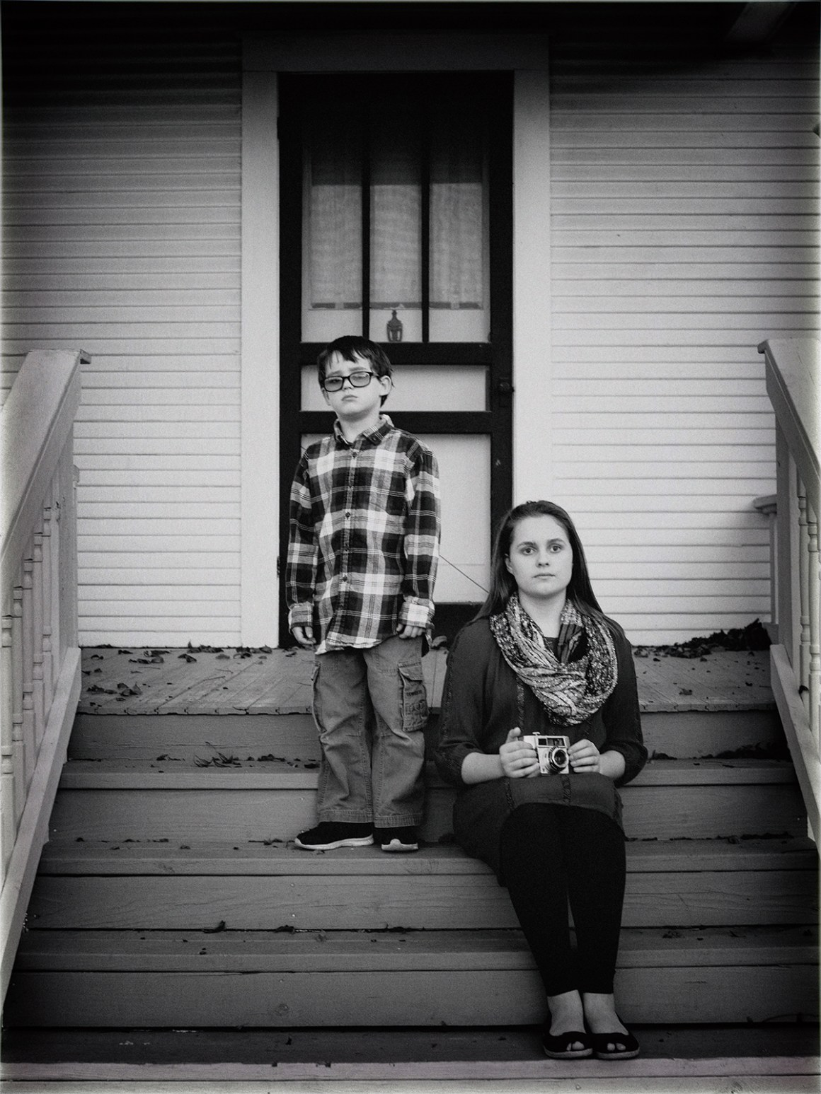 Old Timey Collaboration with Amie to bring an old time feel to her childrens portraits. Limited myself to fairly low shutter speeds and black and white emulations. I need to limit myself more to get creative with solutions. More good work comes from that than bringing the entire kitchen.