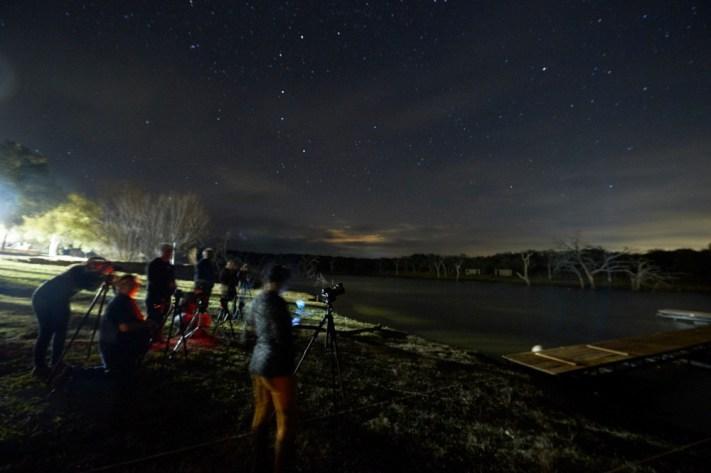 Workshop Recap: Night Photography 101 at Reveille Peak Ranch