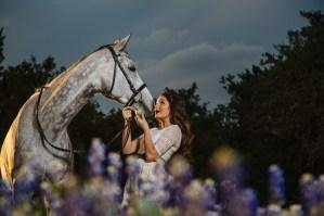 Portrait Lighting - Horse Photorgaphy - Horse Photorgaphy Workshop - Horse Photography Howto - Austin Photo Workshops - Austin Senior Photos