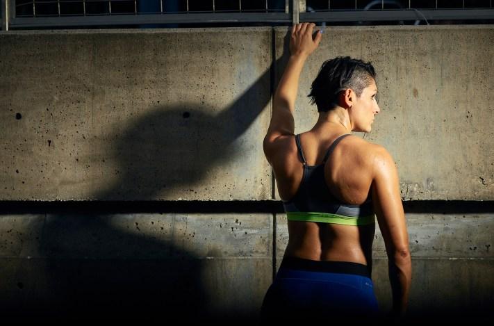 Austin Lifestyle Portrait - Fitness Photography - Phase One IQ3 100