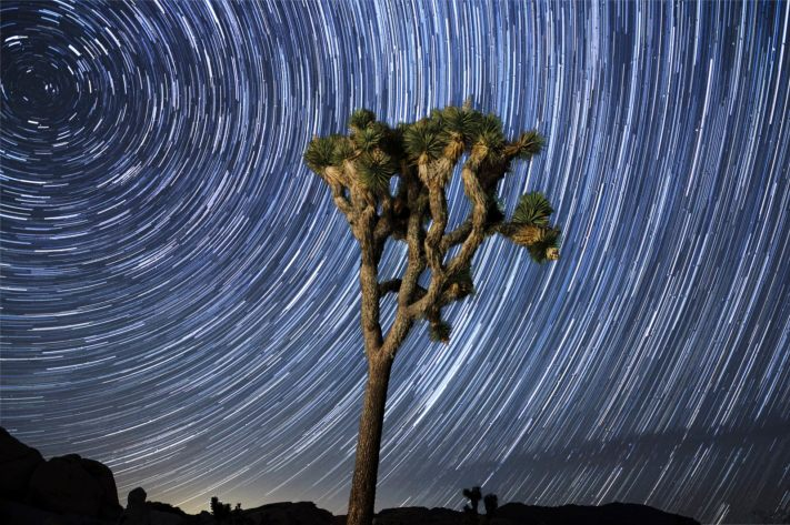 Austin Night Photography Classes - Learn Star Trail Photography